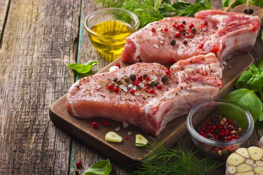 Brining Pork chops