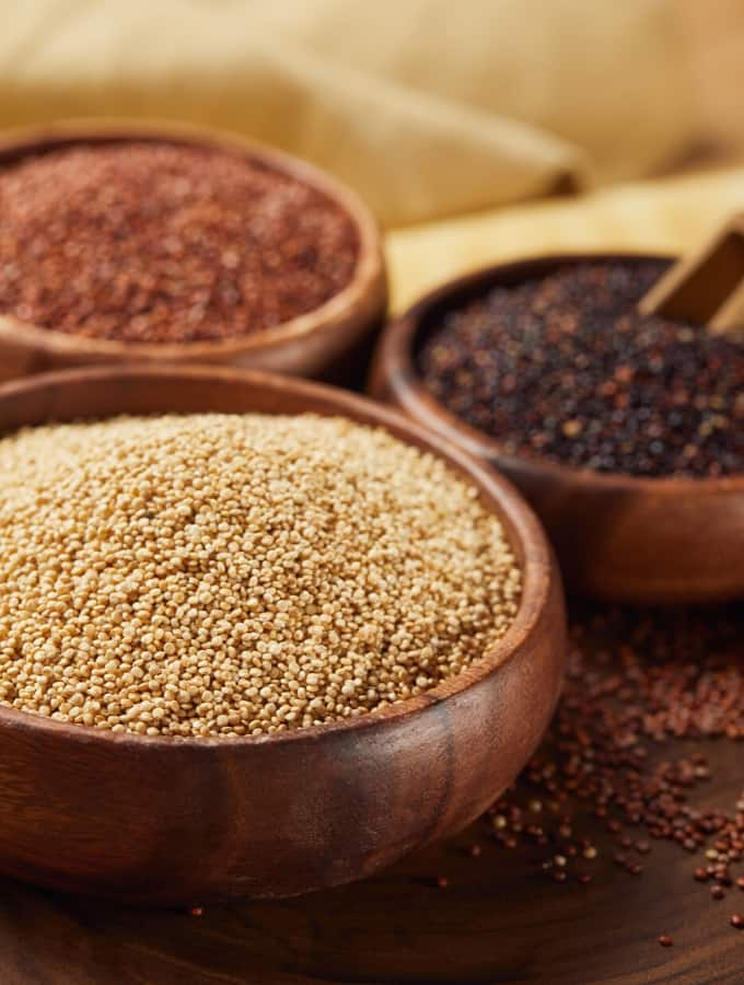 How To Cook Quinoa Tall