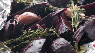 How To Roast Beets Perfectly | Oven & Air Fryer