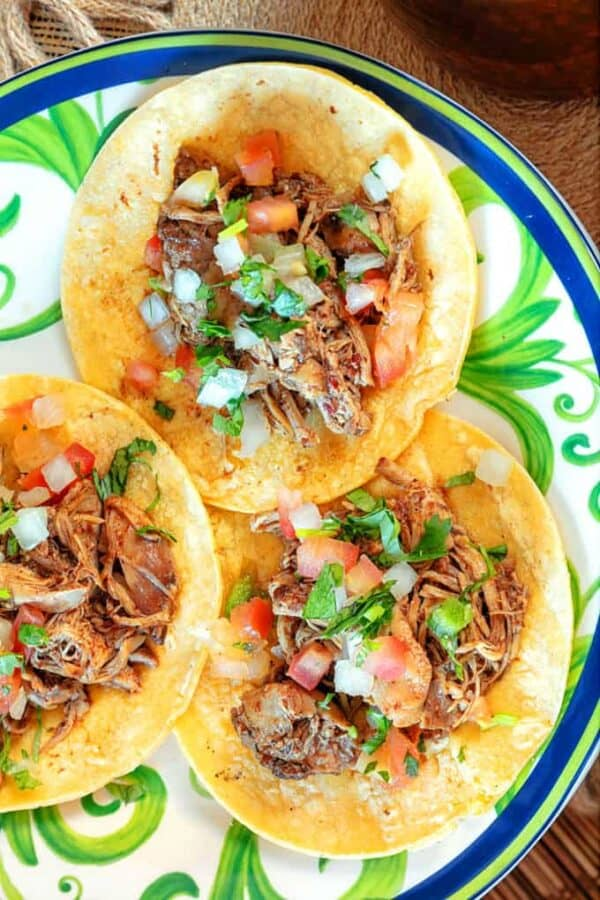 Slow Cooker Chipotle Chicken Recipe Featured Image