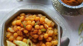 Bengali Dried Yellow Peas Curry Recipe