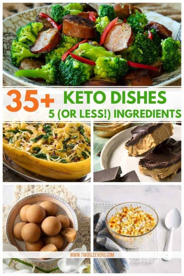 easy keto dishes
