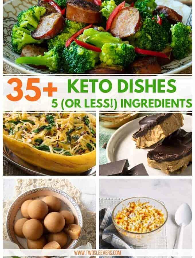 easy keto dishes