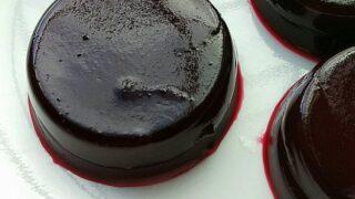 Beetroot Jelly Using Agar Agar - Vegan Beetroot Jelly