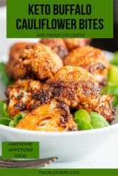 keto buffalo cauliflower