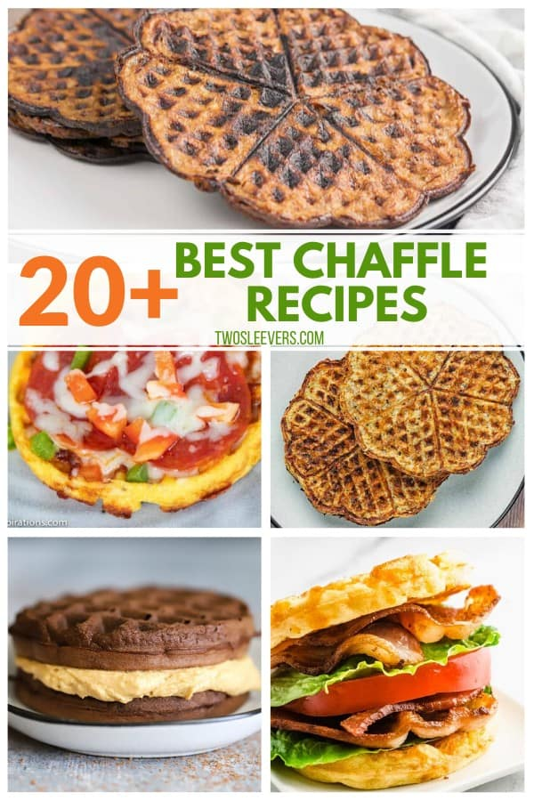 Chaffles The 20 Best Keto Waffles You Need To Try Asap Twosleevers