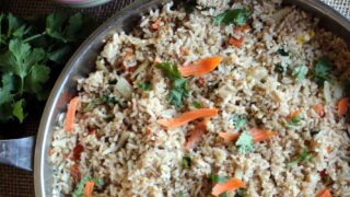 Crab Fried Rice - Fragrant and Delicious Fried Rice Recipe