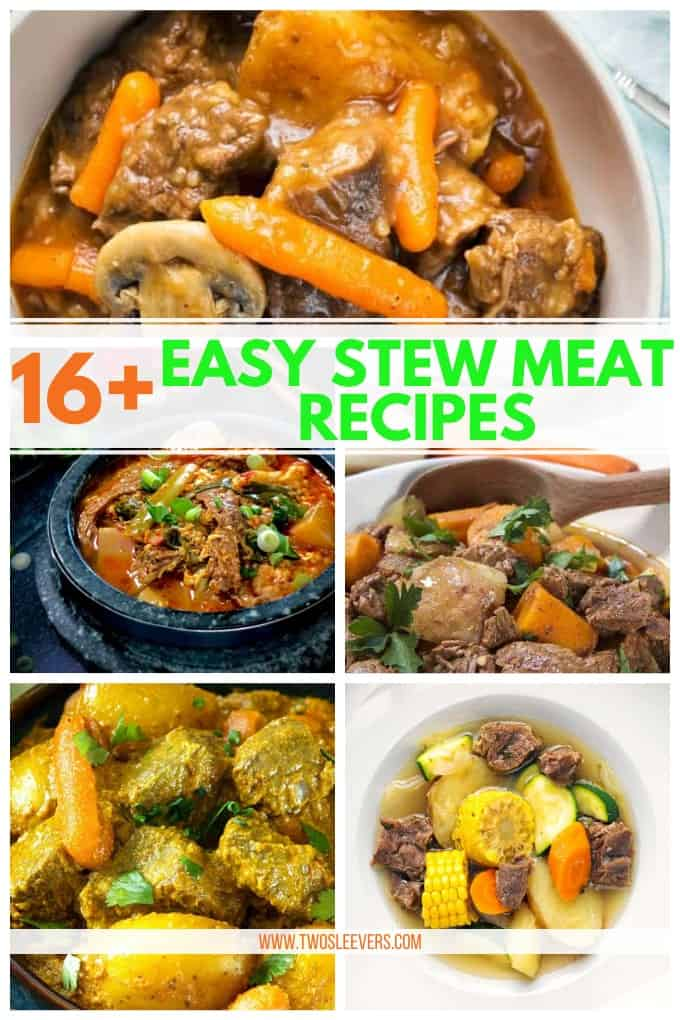 Recipes To Make With Stew Meat