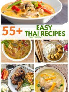 Homemade Thai Food | Easy Thai Recipes