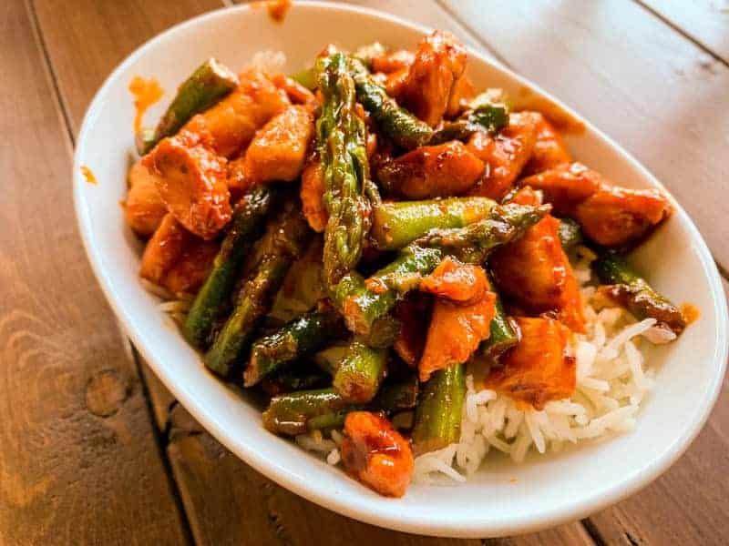 Gochujang Chicken Stir-Fry | Homemade Korean-style Dinner Recipe