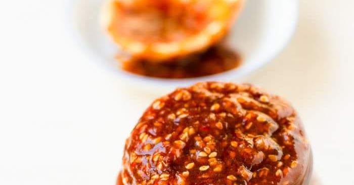 Korean Bibimbap Sauce