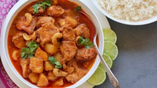 Instant Pot Massaman Curry with Chicken