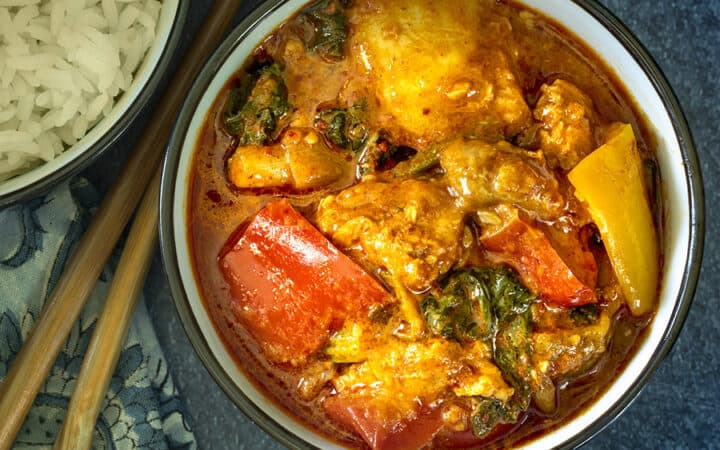 Korean Chicken Wide