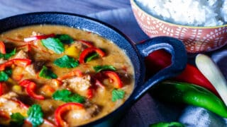 Slow Cooker Thai Red Curry