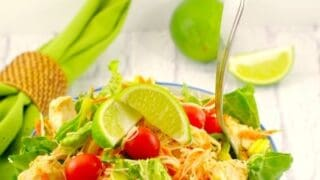 Award-winning Thai Chicken Salad