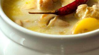20-minute Tom Kha Gai | Thai Chicken Soup with Coconut Milk