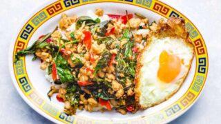 Thai Basil Chicken (Paleo, Whole30, Gluten-Free)