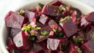 Moroccan Beet Salad Recipe