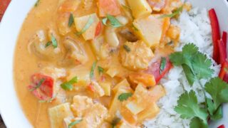 Instant Pot Pineapple Chicken Curry