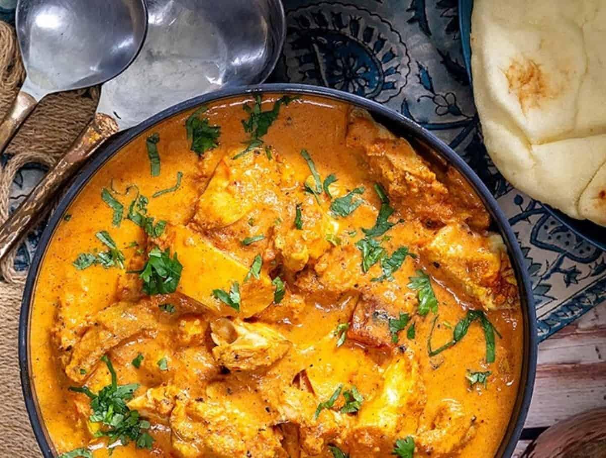 Instant Pot Recipes Butter Chicken