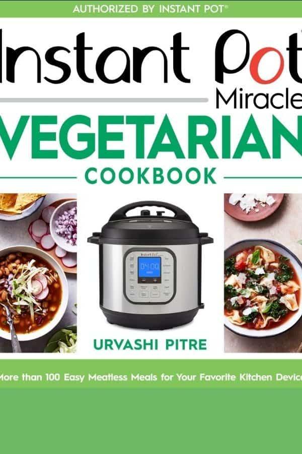 Vegetarian Cookbook Cover