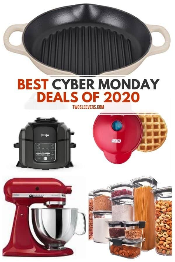 Collage of 5 Best Cyber Monday Deals