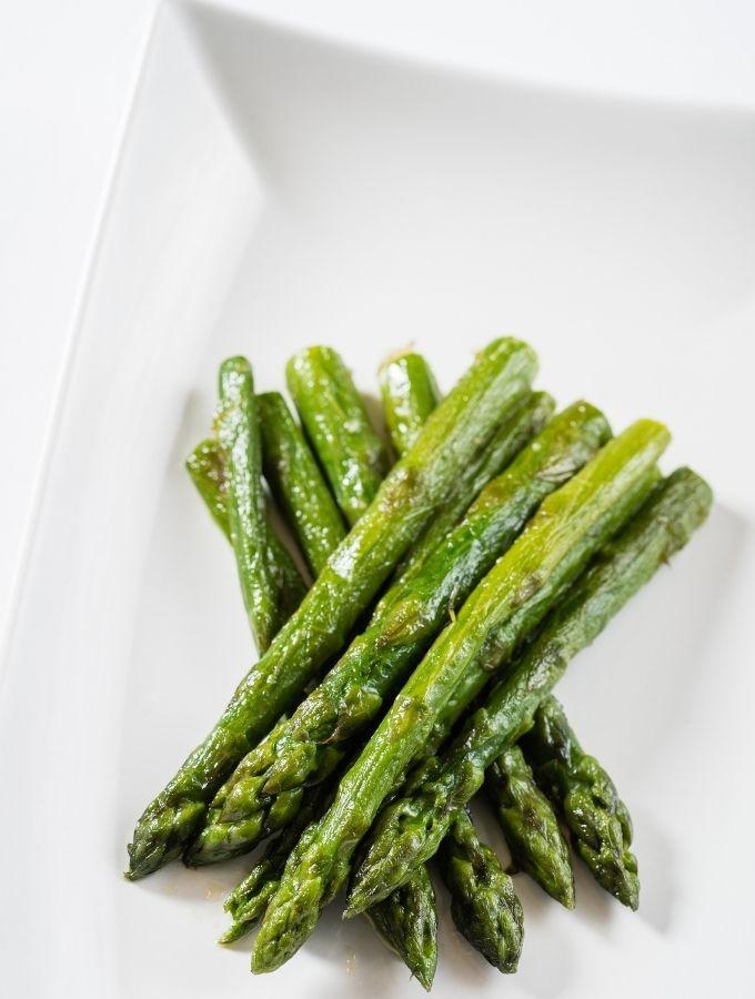 Air Fried Asparagus