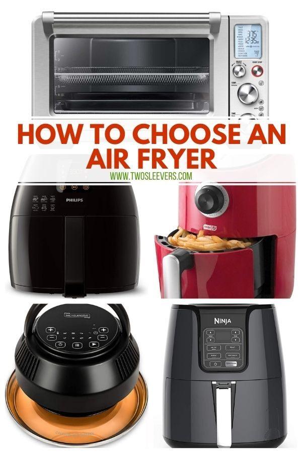 how to choose an air fryer