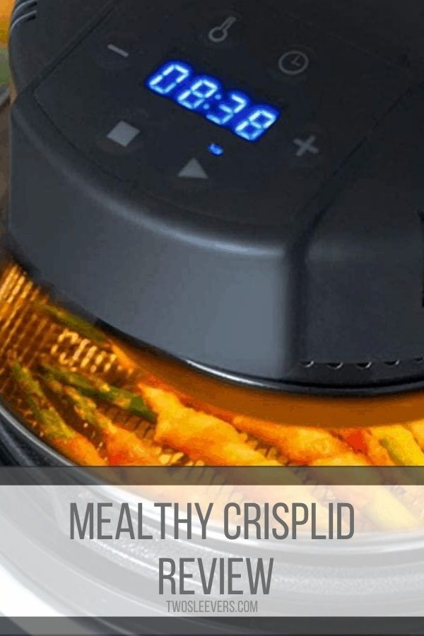 Mealthy Crisplid Review graphic