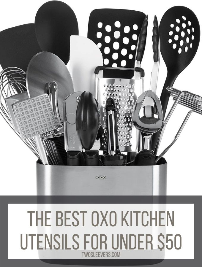 Oxo Kitchen Utensil graphic